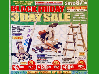 First Black Friday circular ad of 2016 released