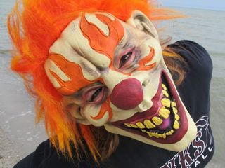 Creepy clowns in Germany may face jail time