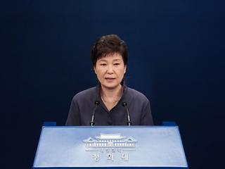 South Korea's president faces major scandal