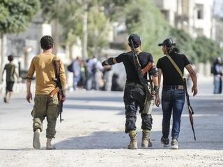 US-backed militias plan to take Raqqa from ISIS