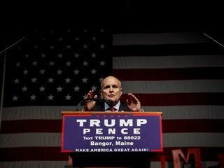 Rudy Giuliani made a case to be attorney general