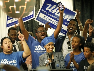 First Somali-American legislator elected in US