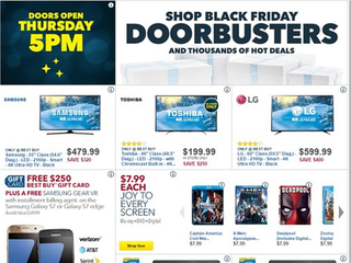 Best Buy Black Friday ad is released