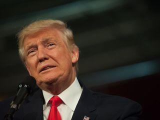 Trump backs off on a few agenda items