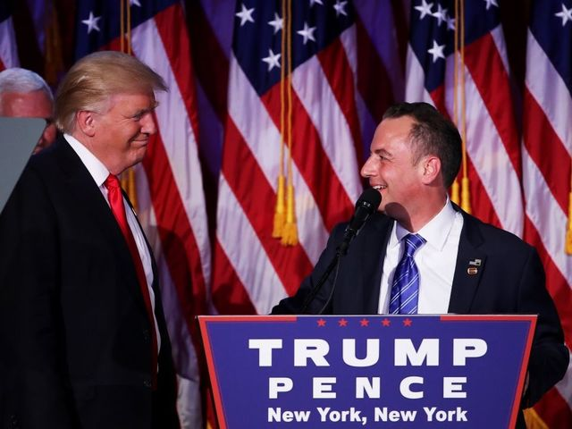 Reince Priebus pushed out as Trump's chief of staff