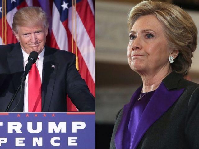 Clinton Tops Trump in Campaign Conduct