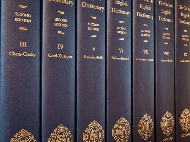 'Post-truth' chosen as Oxford Dictionaries word of year