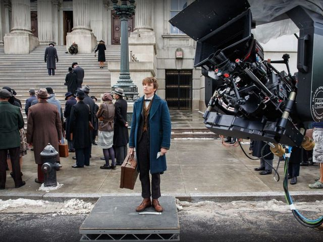 Fantastic Beasts draws in Potter fans for a whole new era