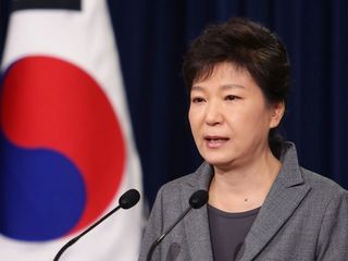 South Korea's president may resign amid scandal