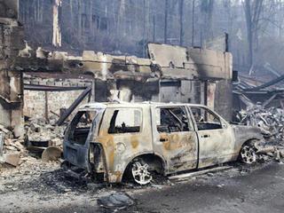 Gatlinburg set to re-open Friday after fires