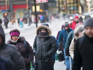 Alaskan cold snap could spill over to 48 states