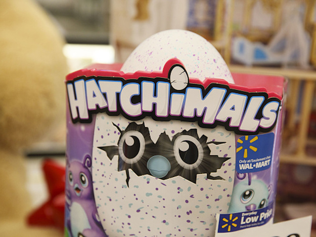 Walmart Stocks More Hatchimals Ahead Of The Holiday Rush & Last-Minute Buyers Rejoice