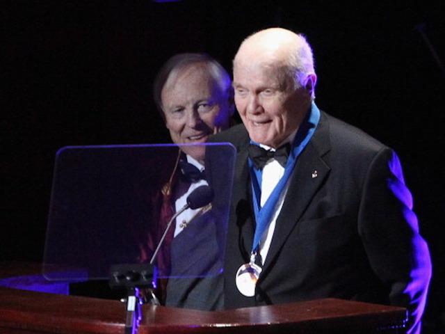 American Astronaut and senator John Glenn dead at 95