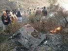 Plane crashes in Pakistan, 48 feared dead