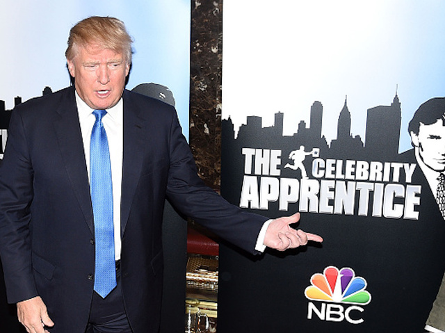 Trump's ties to 'Apprentice' raises conflict issues for NBC