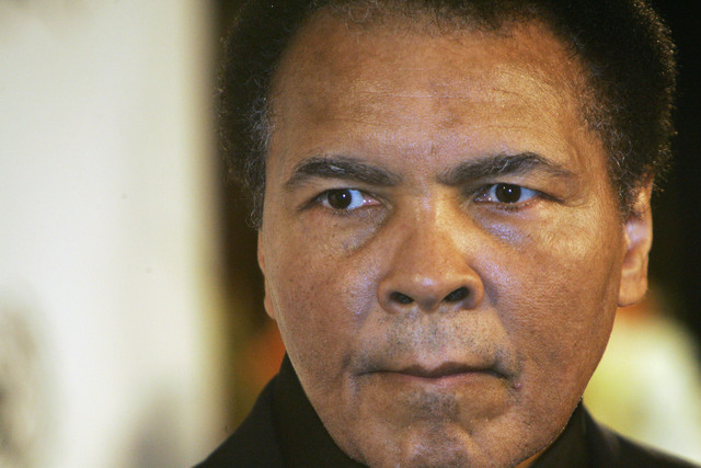 asu study: muhammad ali slurred speech years before parkinson's, Skeleton