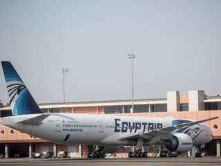 Traces of explosives found on EgyptAir victims