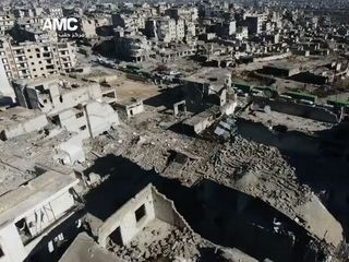Syrian regime says it regained control of Aleppo
