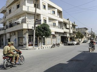 Rebels, govt. agree to new cease-fire in Syria