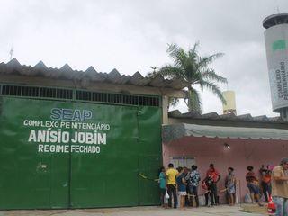 Brazil prison riot leaves at least 56 dead