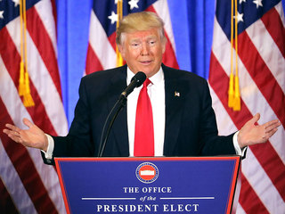 $1M buys a lot of access at Trump inauguration