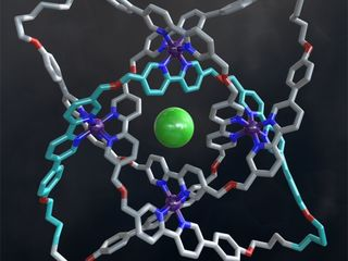 Scientists tie smallest knot ever