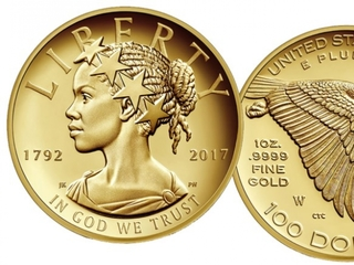 Lady Liberty will be a black woman on a new coin