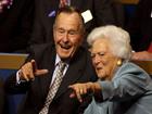 George H.W. Bush, wife Barbara hospitalized