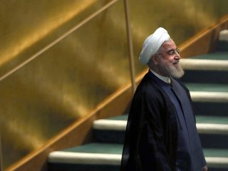 Iran responds to Trump ban with a ban of its own
