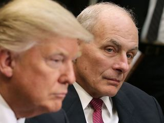 Kelly takes blame for travel ban implementation