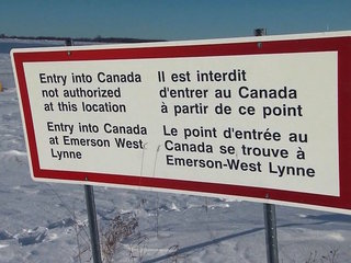 More refugees flee US for Canada