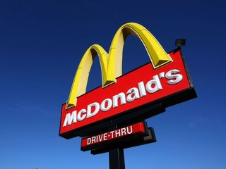 McDonald's will start delivering in the US