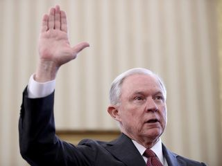 Sessions didn't disclose Russian envoy meetings