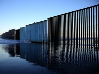 DHS only has $20M for border project