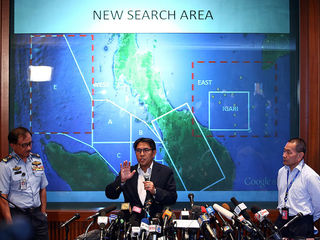 MH370 families plan private search for plane