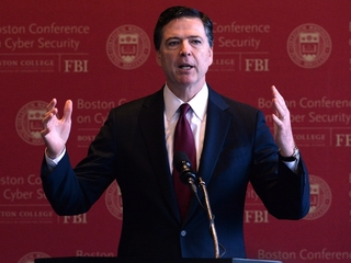 FBI director: Encryption acts as a crime haven
