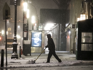 Northeast hit with a whopper winter storm