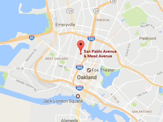 4th Body Located Inside Burned-Out Oakland Apartment Building