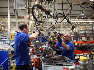Ford to invest $1.2B in Michigan plants