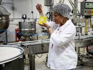 A Woman's Job: The chemist