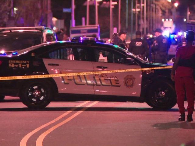 Man Killed, Child Wounded In N.J. Easter Shooting In Jersey City