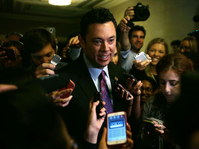 Chaffetz leaves door open to not finish term in House