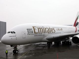 Emirates airline reduces flights to US