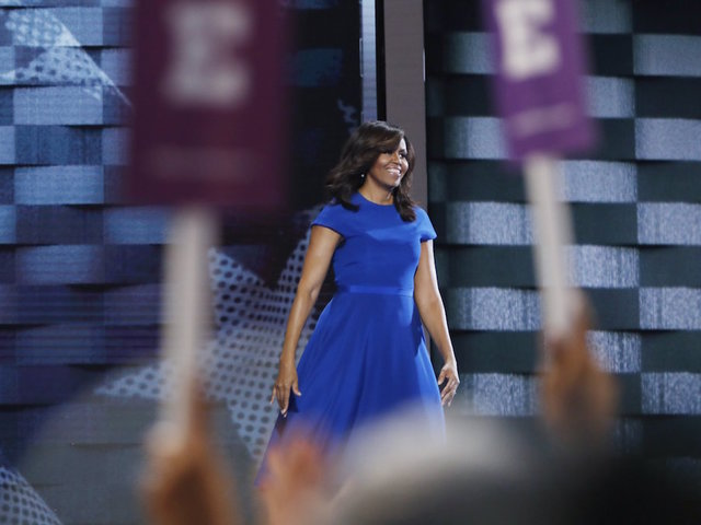 Michelle Obama says she won't run for office