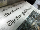 NYT subscribers dropping paper over column