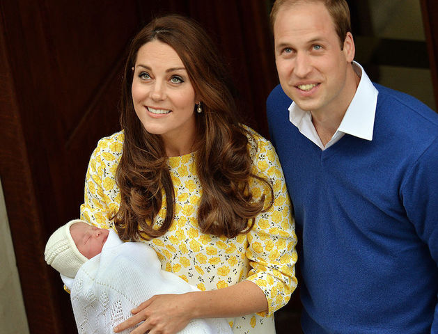 Duchess of Cambridge releases adorable pic of Princess Charlotte