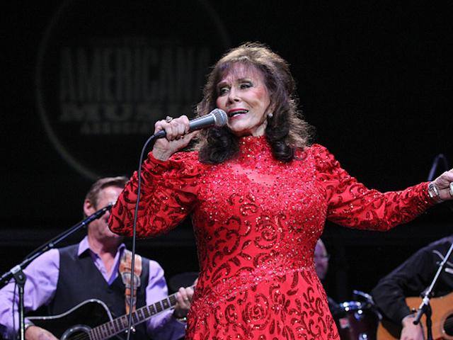 Country Music Singer Loretta Lynn Recuperating After Stroke