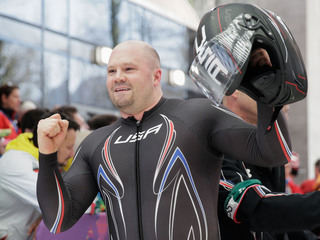Cause of gold-medal bobsledder's death unclear