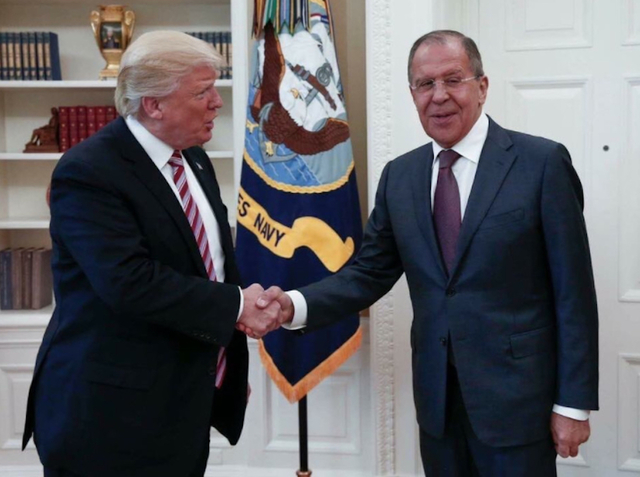 Putin offers to hand over records of Trump-Lavrov meeting