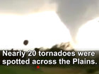 Top 5 active weather day marked by tornadoes